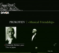 Sviatoslav Richter – Prokovief Musical Friendship